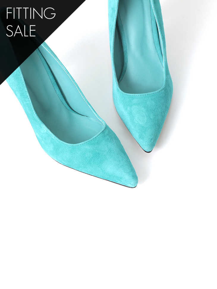 PS1775 Charmang Color Suede High heels * Fitting Sale *