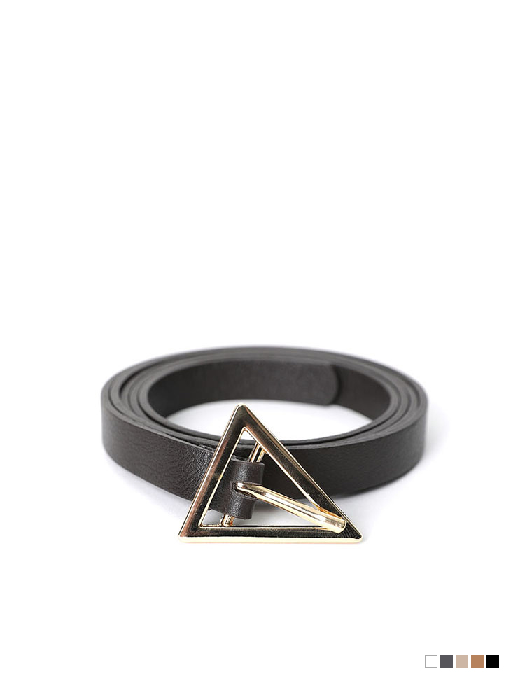 AT-342 Triangle Buckle Belt