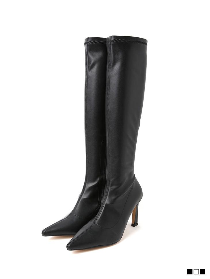 AR-2536 딜렛 stiletto Long boots