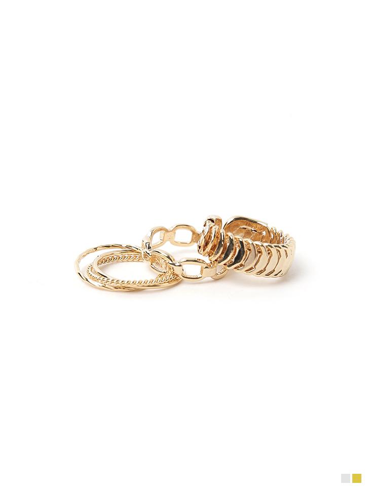 AJ-4852 ring(3PieceSET)