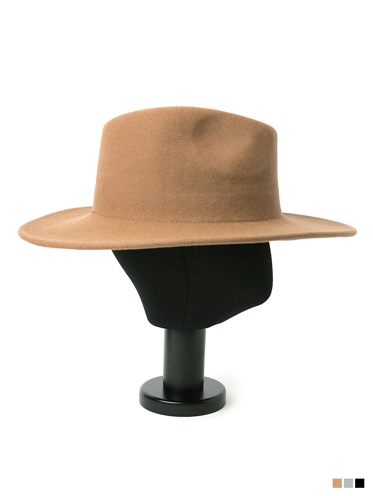 AC-633 basic wool Fedora