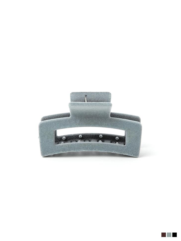 AP-394 velvet square hairpin