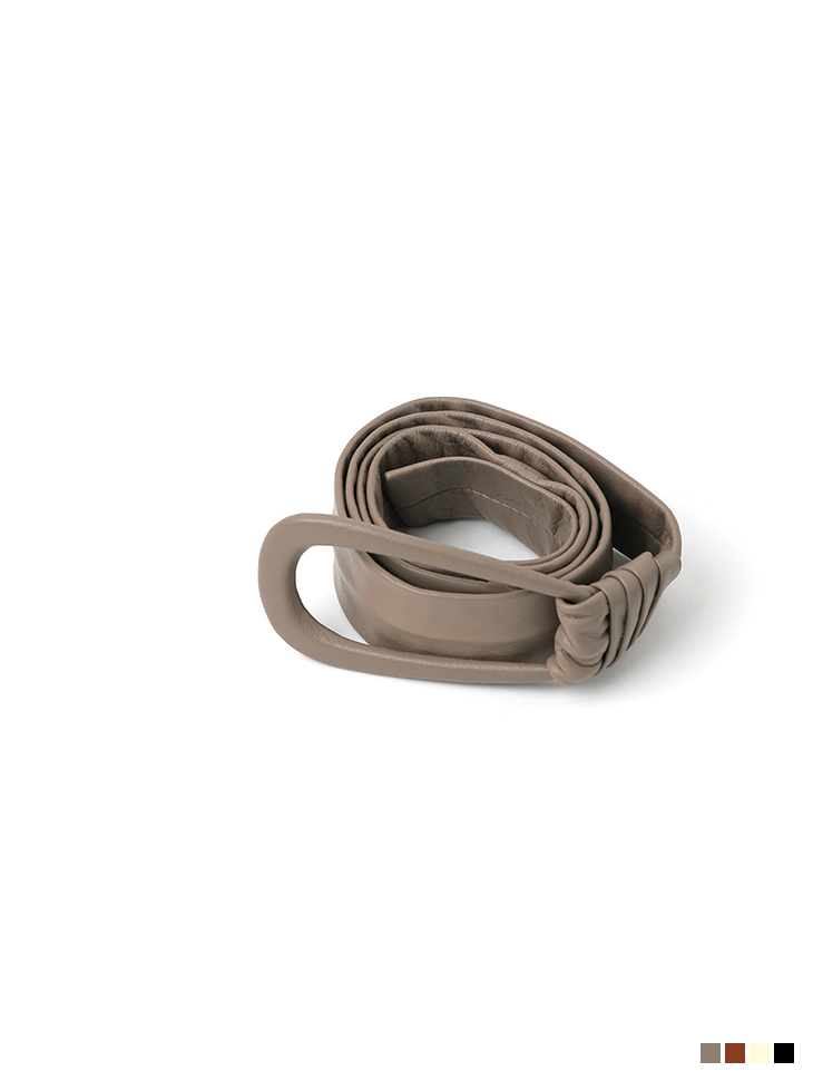 AT-382 Leather Point Belt