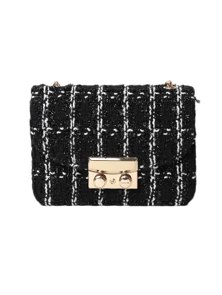 A-1253 Tweed Mini bag