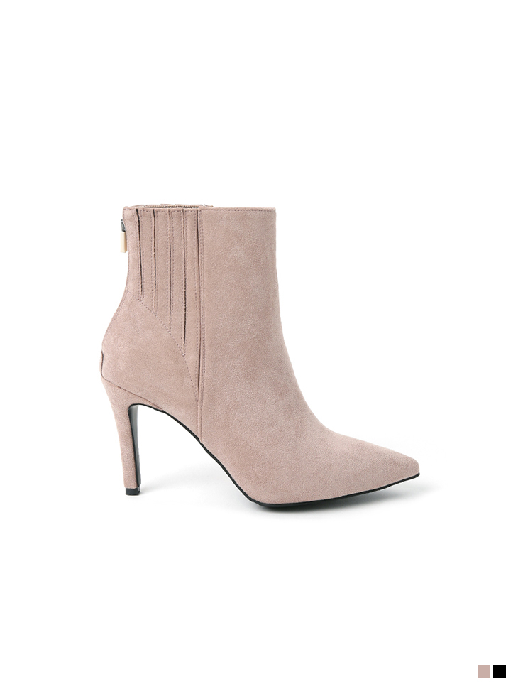 AR-2648 Suede Middle boots