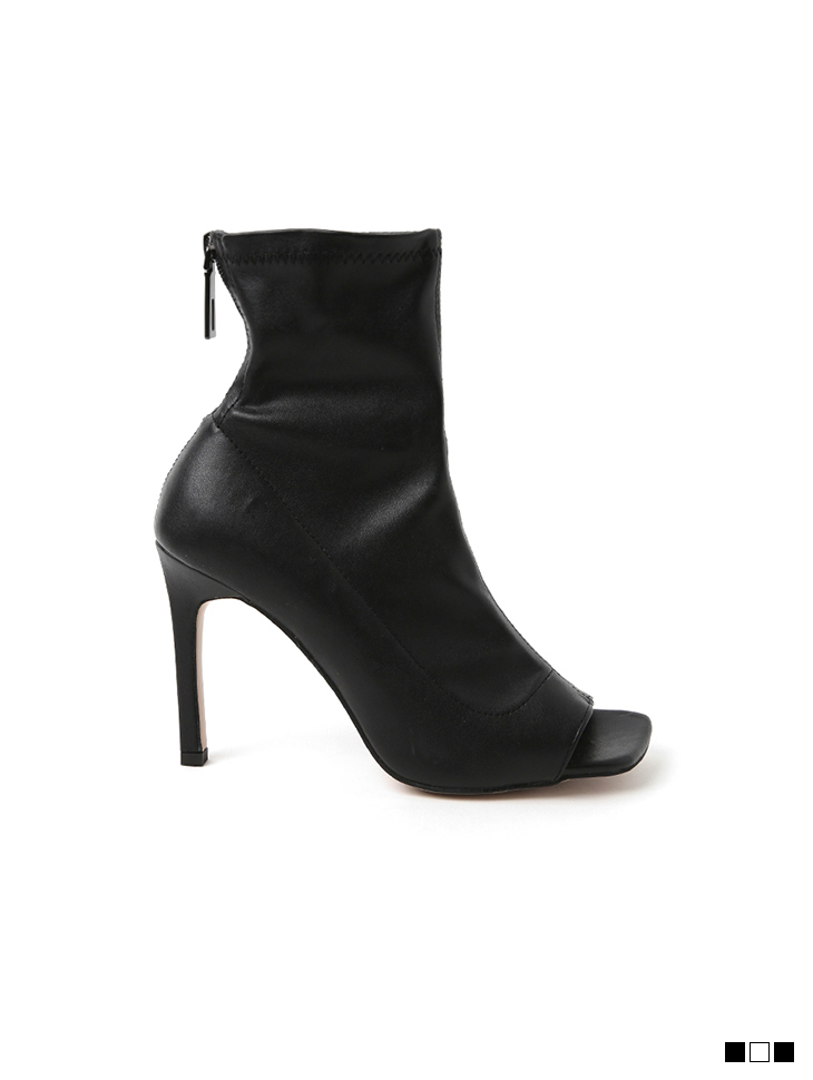 AR-2680 Open Toes High heels ankle boots