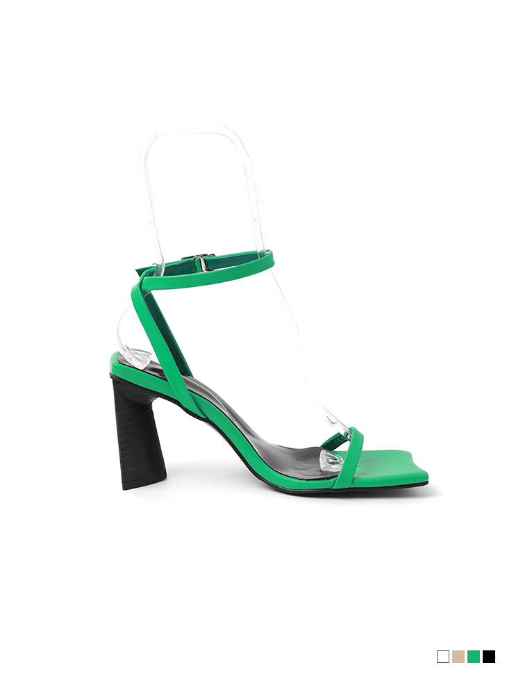 AR-2705 Strap High heels sandals