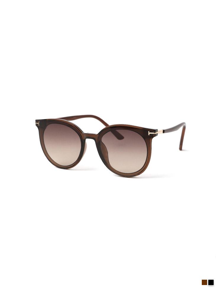 EC-196 크론 metal Round sunglasses*UV blocking products*(9th REORDER)