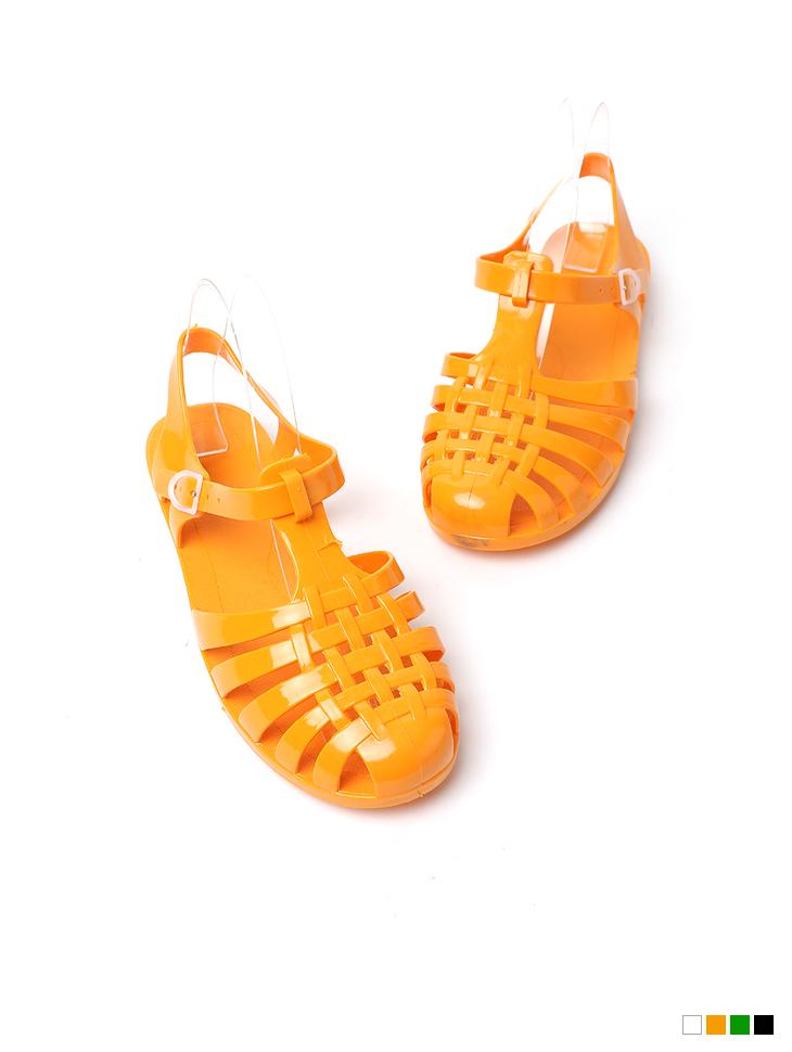 AR-2769 Aqua Strap jelly sandals*SPECIAL SALE*
