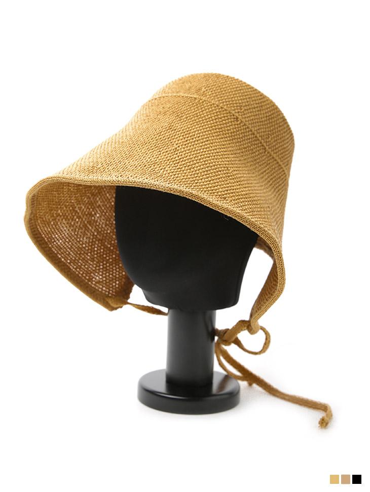 AC-678 토파즈 paper Strap bucket hat(15th REORDER)