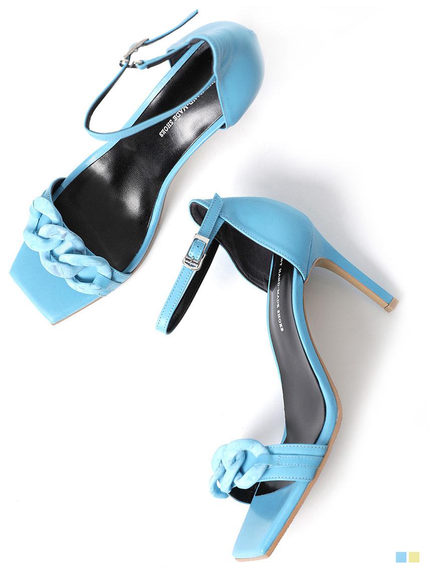 HAR-651 수에트 Strap High heels sandals*HAND MADE*