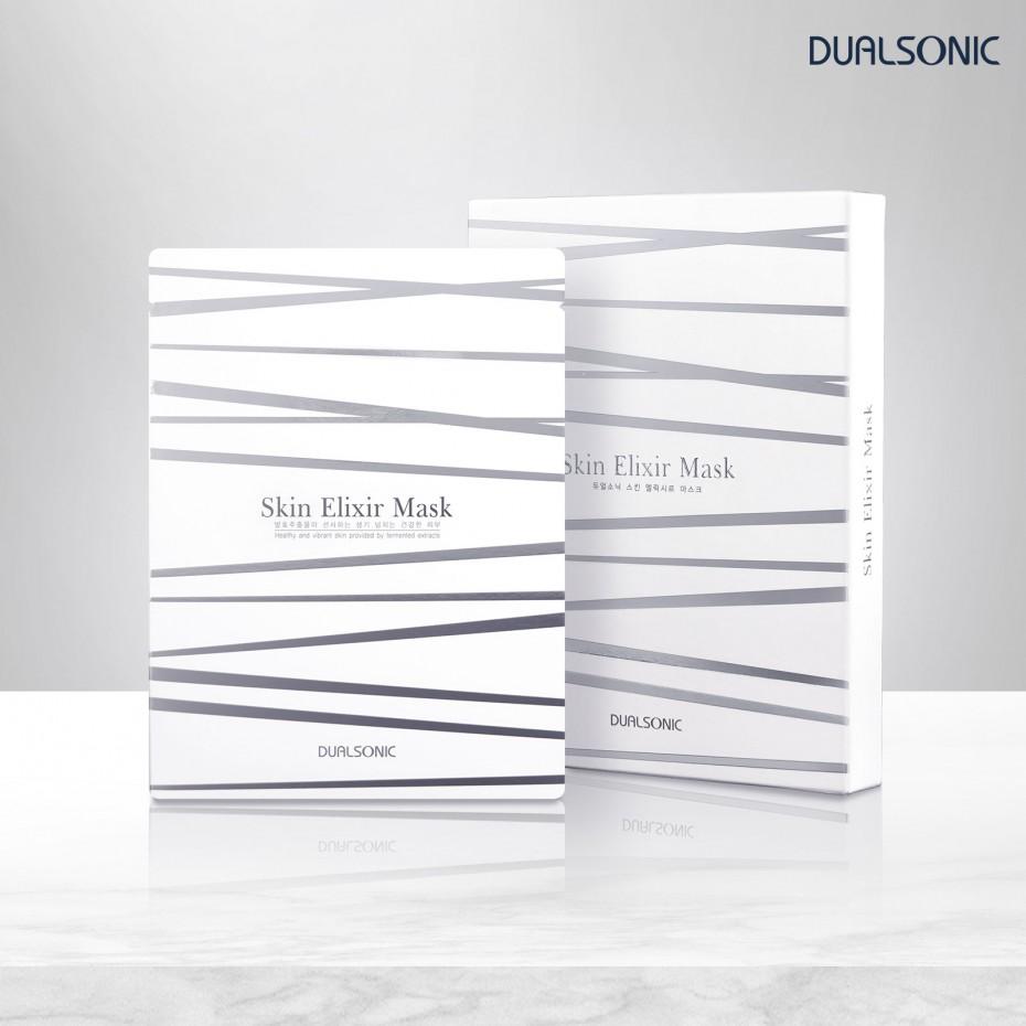 DUALSONIC Skin Elixir Mask Pack 10EA