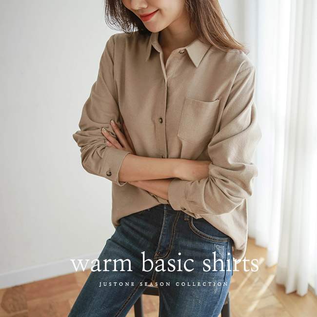 <br>7DA13473AA_Jane napping collar shirt