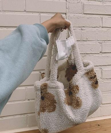 Teddy Pogle Bag