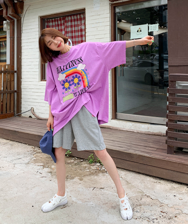 Weather Pigment T-shirt