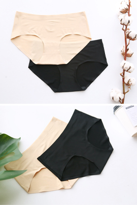 Panty without mark
