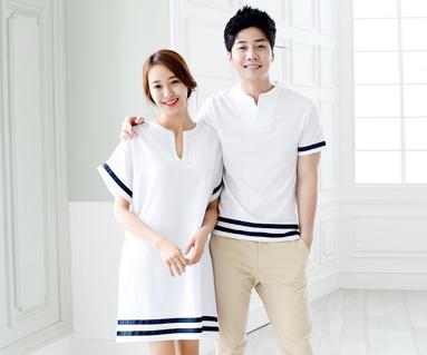 Sailor Couples short T-shirts_15B16