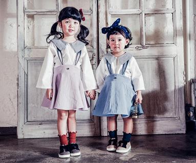 Cutie Rabbit Suspenders Skirt Baby _16C19