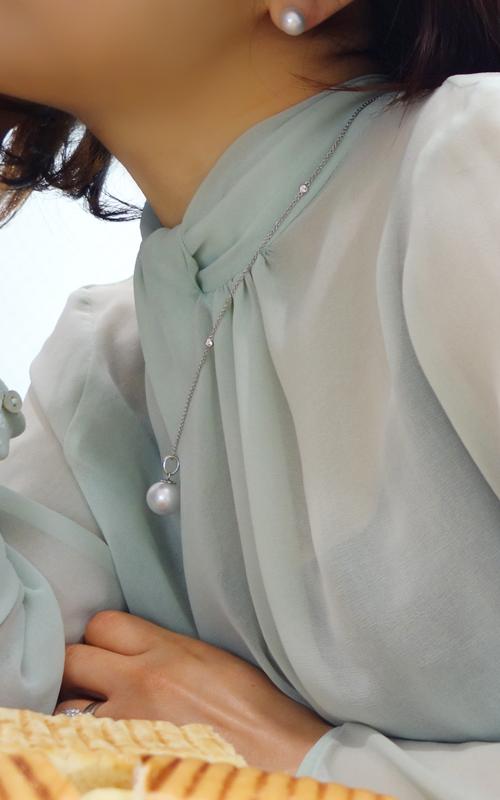 963074 - [나스첸카 NASCHENKA] 기품의 아이콘이 된 남양진주 _ 14K 남양진주 팬던트