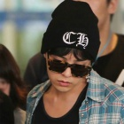 ★DAY SHIPPING★BIGBANG, Sandara, G-Dragon style! Chrome hearts beanie