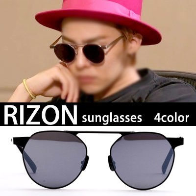 [G-DRAGON STYLE!] RIZON SUNGLASSES (4COLORS)