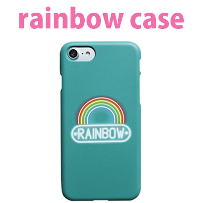 [HARD&TOUGH]  Rainbow Hard Phone Case