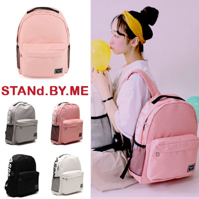【STANd.BY.ME】SIGNATURE BACKPACK(5color)
