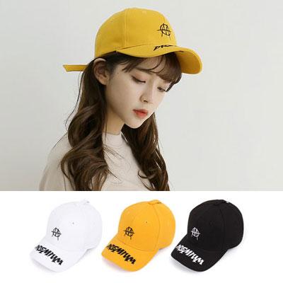 [UNISEX] PREMIUM PEACE BALL CAP(3color)