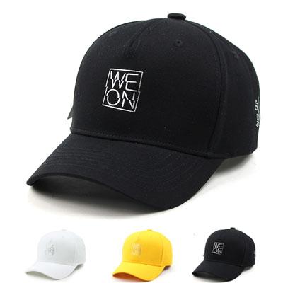 [UNISEX] NO.07 WEON BALL CAP(3color)