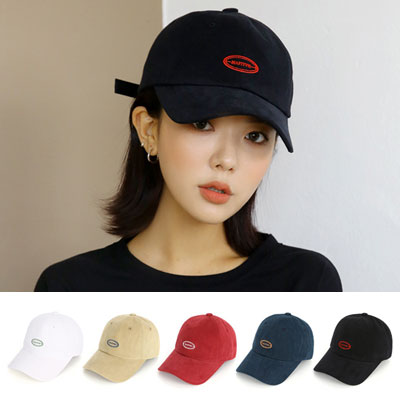 [UNISEX] NATIVE EMBROIDERY BALL CAP(5color)