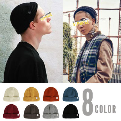 [UNISEX] BTS/RM/WINNER/MINO st. AMECAJI WATCH BEANIE CAP(8color)