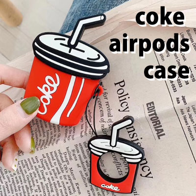 COKE AIRPODS CASE