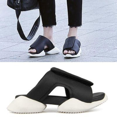 [25.5~28.0cm]BTS RM st.GORGEOUS UGLY SLIPPER(2color)