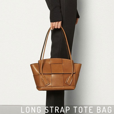 LONG STRAP TOTE BAG (4color)