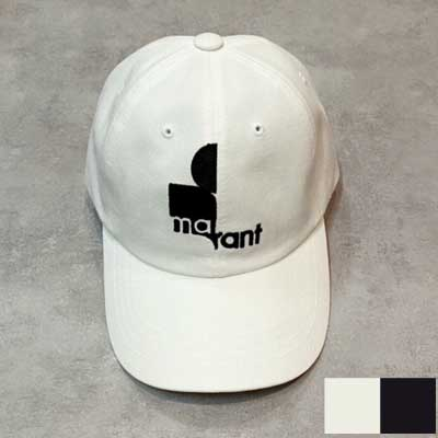[UNISEX] BLACK&WHITE HALF BALL CAP (2color)