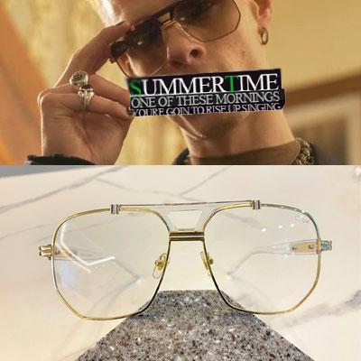 [UNISEX] CLASSIC FRAME GLASSES