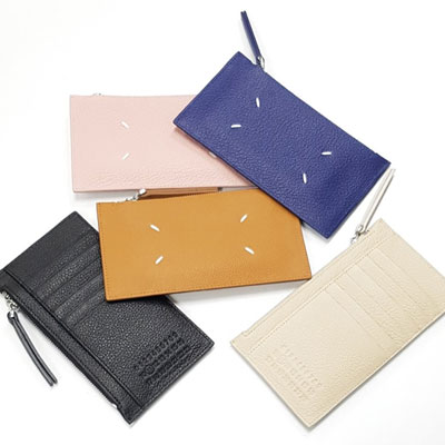 [UNISEX] STITCH LONG WALLET (5color)