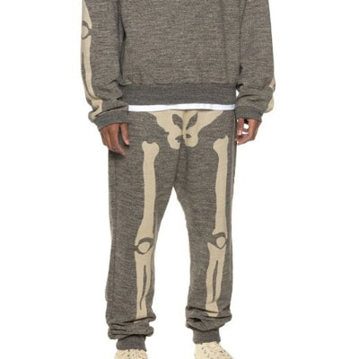 [UNISEX] SKELETON LEGS SWEATPANTS