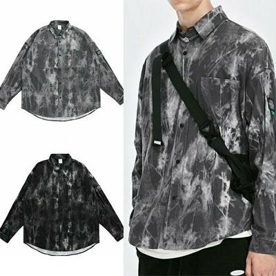 [UNISEX] TIE-DYE SHIRTS (2color)