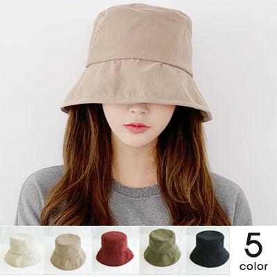 [UNISEX]AUTUMN BASIC BUCKET HAT(5color)