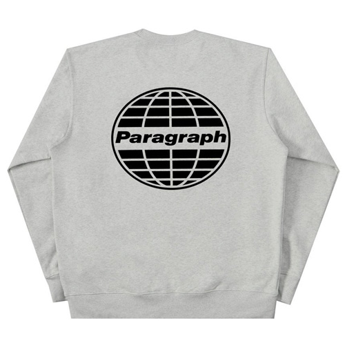 [Paragraph] CLASSIC EARTH PRINT SWEATSHIRTS (6color)
