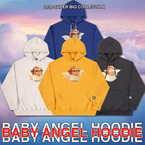 [Paragraph] ANGEL HOODIE (4color)