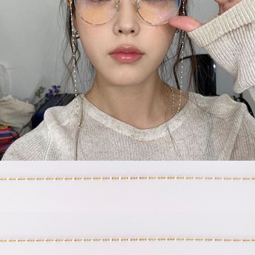 [UNISEX] IU st. BALL CHAIN GLASSES CHAIN