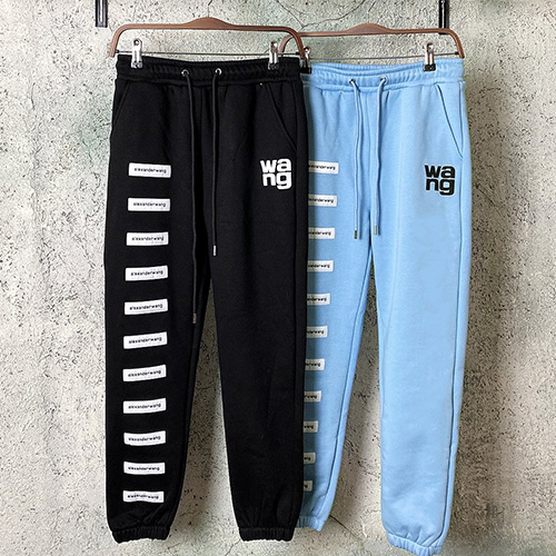 MULTI LOGO FLEECE JOGGER PANTS (2color)