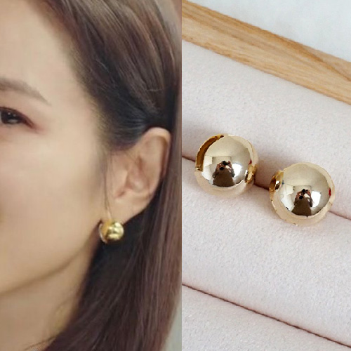K-drama[Crash landing on you]Son Yejin st. GOLD BALL PIERCE