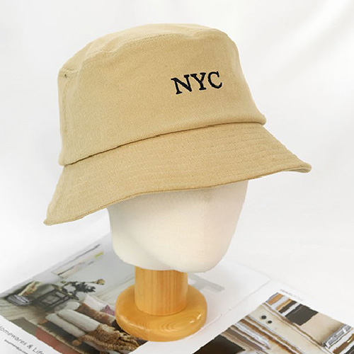 [UNISEX] CORDUROY NYC BUCKET HAT (3color)