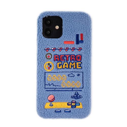 [UNISEX] RETRO GAME FLEECE CASE