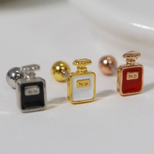 [UNISEX] [1ea] PERFUME PIERCING (3color)