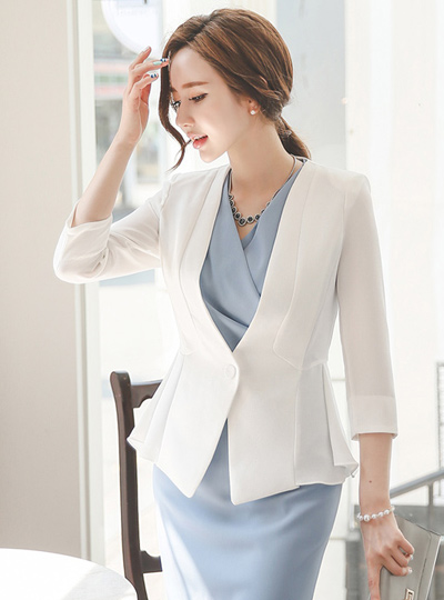 simple folded pages plum Jacket (7 sleeved)