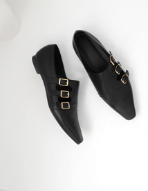 Monk buckle loafer ♩